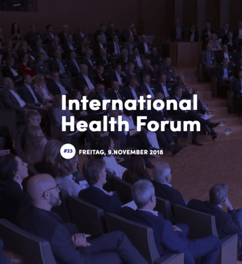 Internationl Health Forum